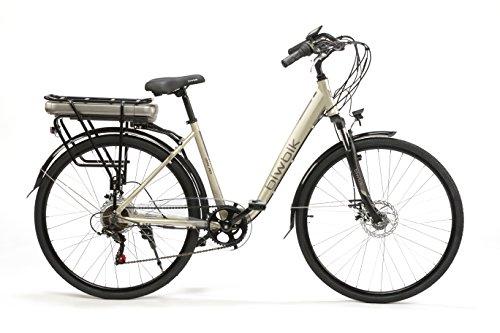 BIWBIK Bicicleta ELECTRICA Modelo Malmo BATERIA 37V13AH