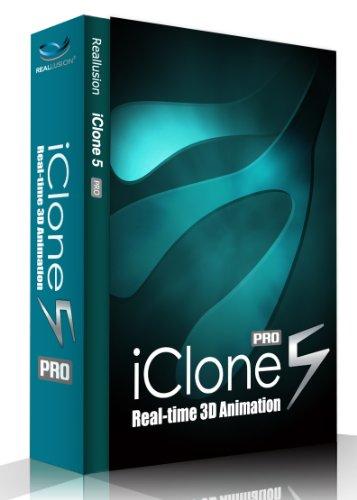 iClone5 Pro Englisch