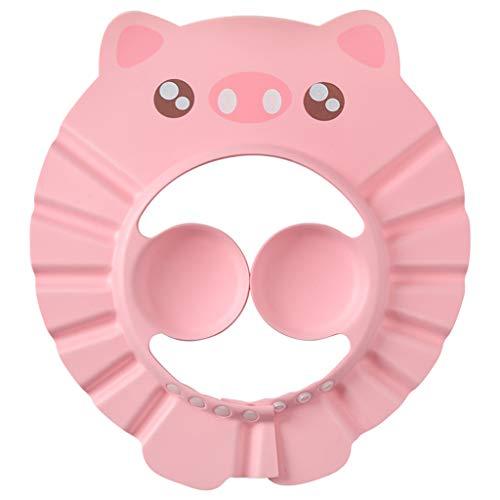 Baby Shampoo Oracle Shampoo Kopf Wasserdichte Ohrenschützer Kinderbadekappe Baby-Dusche Cap Child Shampoo Adjustable