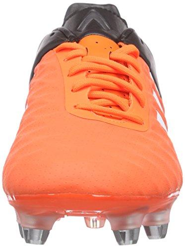 Adidas Performance ACE15.2 SG / ACE15.4 SG, Chaussures de Football - Homme Orange - Orange (Ftwr White/Core Black/Solar Orange)