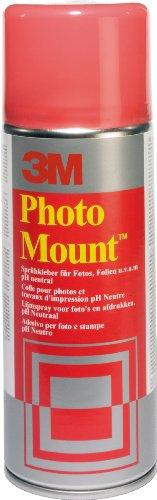 (PhotoMount - Sprühkleber für schnelle & dauerhafte Verbindungen , 400 ml/279g, dauerhaft klebend)
