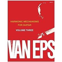 George Van Eps Harmonic Mechanisms Guitar, Volume 3 (Harmonic Mechanisms For Guitar)