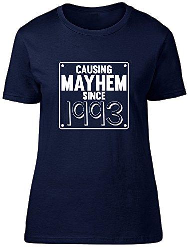 Shopagift T-Shirt - Donna Navy blue