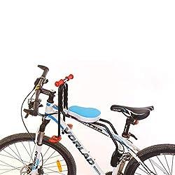 GODNECE Kindersitz Fahrrad Vorne, Schnelle Veröffentlichung Fahrradsitz für Kinder ab 3 Jahren, bis 50KG