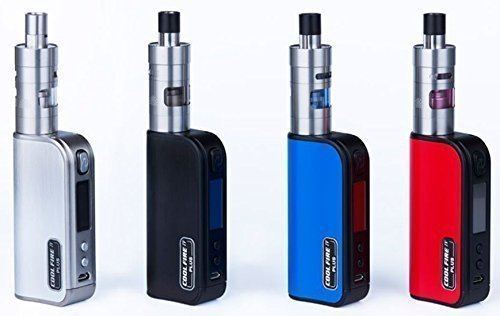 Innokin Coolfire IV Plus 70W iSub Apex Kit – Schwarz