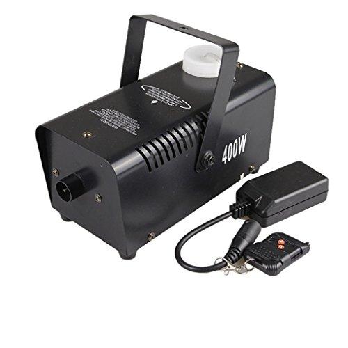 Mini Portatile Remote 400W Macchine del Fumo Home Party Show Fogger Apparecchiatura Nebbia W400 (NO LED)