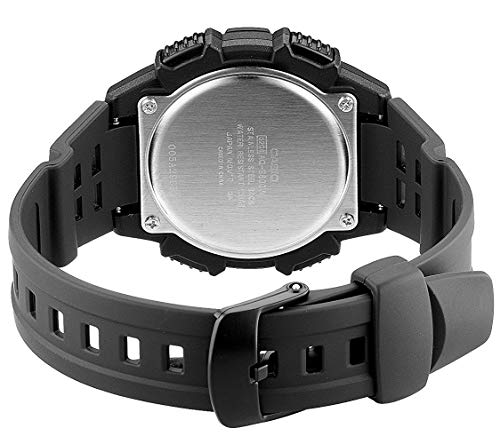 Casio Herren-Armbanduhr Analog – Digital Quarz Resin AQ-S800W-1BVEF - 2
