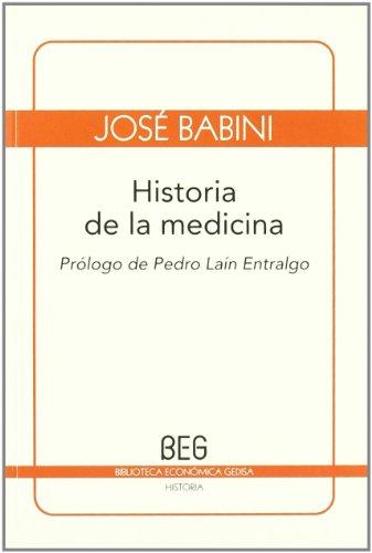 Historia de la medicina (BEG / Historia)
