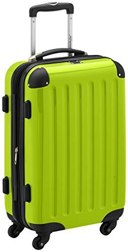 HAUPTSTADTKOFFER - Bagaglio a mano Rigida Alex, TSA, Taglia 55 cm, 42 Litri, Colore Verde mela