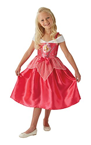 Star Kostüm Rock Märchen - Rubie's Offizielles Kinder-Kostüm Disney Princess Dornröschen Aurora