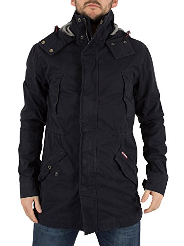 Superdry Parka Men ROOKIE DUTY PARKA Midnight