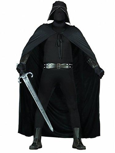 r Finsternis Kostüm für Herren M (48-50) (Herr Der Finsternis-kostüm)