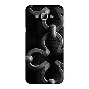 Enticing Window Vintage Back Case Cover for Galaxy A8