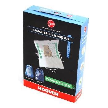 Hoover 35600392 sacs d'aspirateur H60 poussière