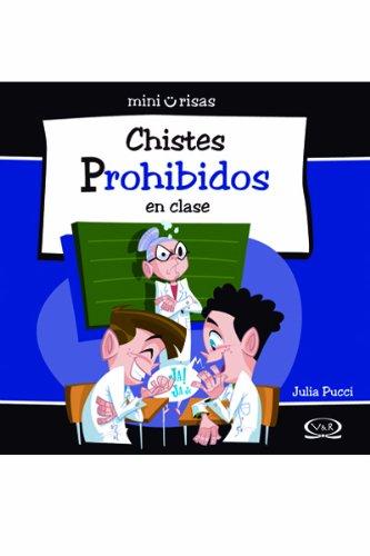 Chistes prohibidos en clase/Forbidden Jokes in Class (Mini Risas/Mini Laughter) por Julia Pucci