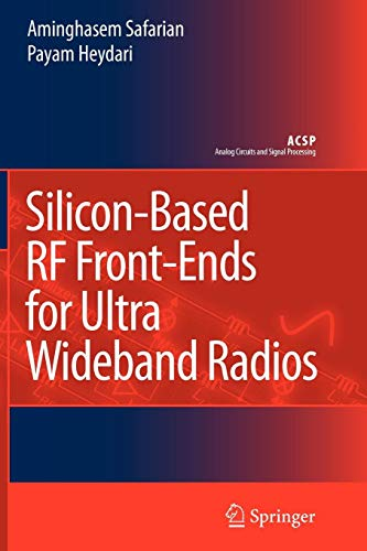 Silicon-Based RF Front-Ends for Ultra Wideband Radios (Analog Circuits and Signal Processing) Antennen-combiner
