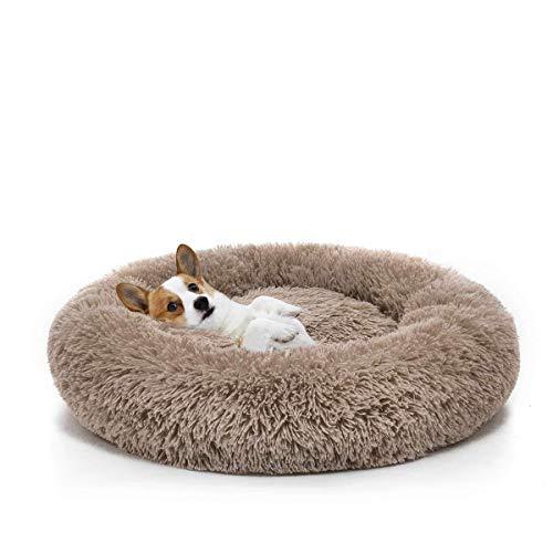 Telismei Cama Perro Deluxe Snuggle Lavable Sofá Cuhsion