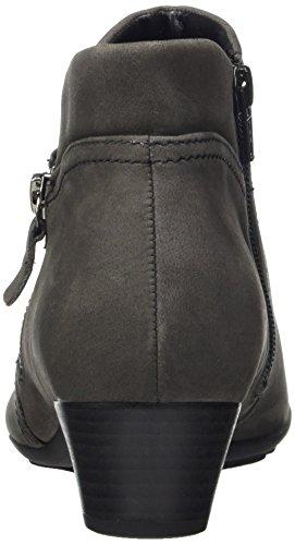 Gabor Ladies Basic Boots Grey (19 Anthracite)