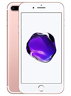 "Apple iPhone 7 Plus - Smartphone de 5.5"" (128 GB) oro rosa (B01LW5PVMU) 