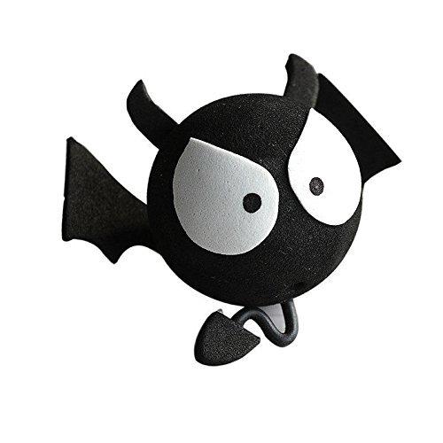 Huikafir Cartoon Big Eyes Bat Eva Auto Antenne Topper Antenne Topper Antenne Ball LKW SUV Stift Dekoration