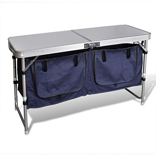 Armario plegable para camping | VidalXl