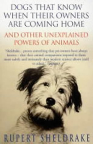 Dogs That Know When Their Owners Are Coming Home: And Other Unexplained Powers of Animals by Sheldrake, Rupert (September 7, 2000) Paperback