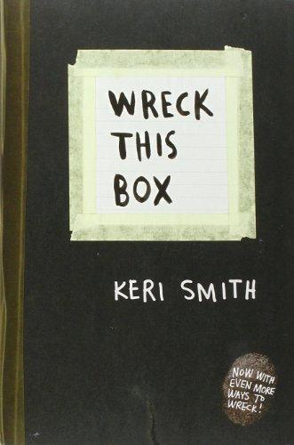 Wreck This Box Boxed Set by Keri Smith(2012-10-02)