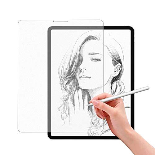 Nillkin Schutzfolie für iPad Pro 12.9 Zoll, Matt Folie Displayschutzfolie wie auf Papier Schreiben, Malen und Zeichnen mit Apple Pencil Kompatibel für iPad Pro 12.9 Zoll Kit Anti Glare Screen Protector