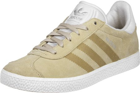adidas Gazelle 2 J W Schuhe Braun (linen Khaki/Clear Brown/Chalk White)