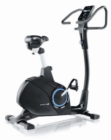 Cyclette ergometro ergo s con fascia cardio polar e world tours 2.0 up-grade incluso kettler cod.7682-755