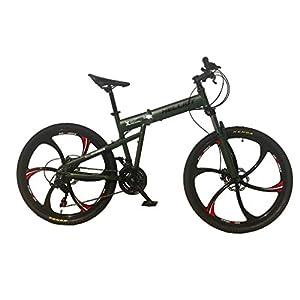 Helliot Bikes Hummer 02, Bicicletta Pieghevole Unisex Adulto