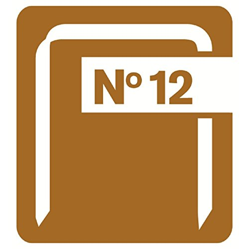 Agrafe n°12 Rapid Agraf - Hauteur 16 mm - 5000 agrafes
