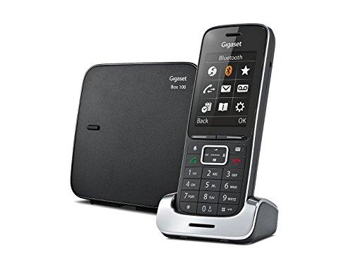 Gigaset SL 450 Telefono Cordless, Bluetooth, Vibrazione, Funzioni non Disturbare, Esclusione Suonerie...