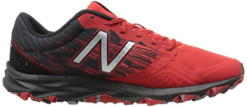 New Balance Mt690v2, Chaussures de Trail Homme Rouge (Red/black)