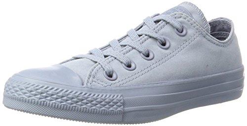 Converse Unisex-Erwachsene CTAS OX Blue Slate Sneaker, Blau, 40 EU