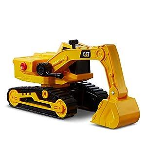 CATERPILLAR, Excavadora 30cm L&S Tough Power Vehículos de construcción (AJ 82268)