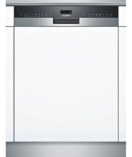Siemens SX558S06TE Geschirrspüler Teilintegriert/A+++/237 kWh/Jahr/MGD/2660 L/jahr/VarioSpeed Plus/BrilliantShine System, Amazon Dash Replenishment fähig