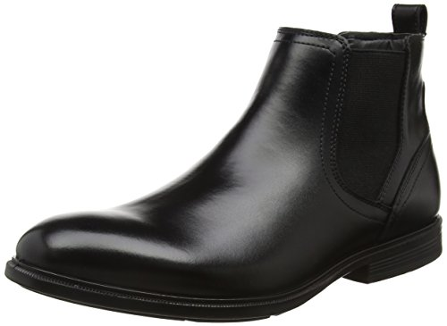 hush-puppies-deacon-mainstreet-bottes-chelsea-homme-noir-black-42-eu