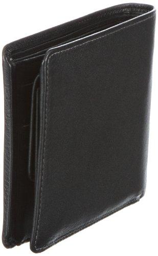 Maitre Mafia Gandolf BillFold H9 4900000052 Herren Geldbörsen 12x13x1 cm (B x H x T) Schwarz (Black 900)