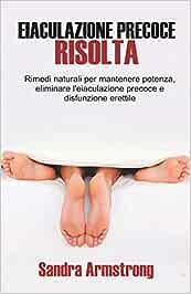 erezione senza trattamento di eiaculazione)