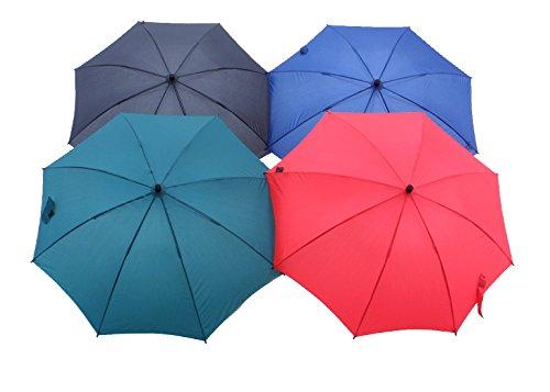 Preisvergleich Produktbild EuroSchirm Swing extrem stabiler aber leichter Outdoor Regenschirm liteflex marine