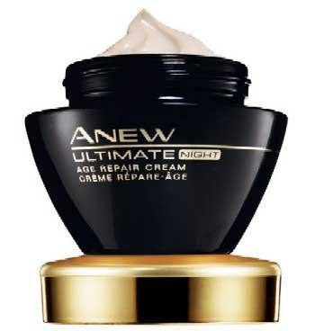 Avon-Anew Ultimate Noche Color Crema
