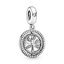 Pandora Femme Argent Charms et perles 797786CZ