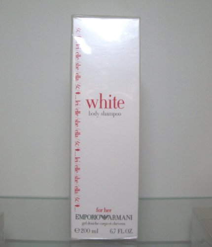 Emporio Armani White for Her Duschgel Shower Gel 200 ml