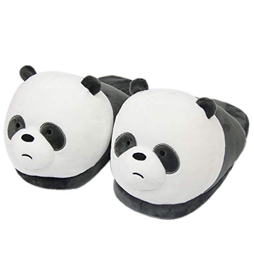 KFDS Panda Slippers, Animal Slippers For Men And Women, Ladies Comfort & Warm Socks And Pinch Socks