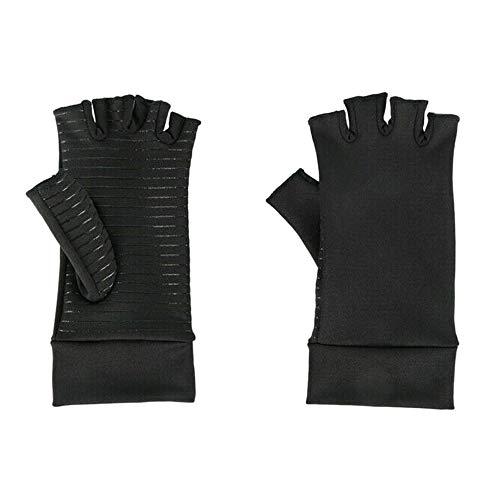 Andifany Kompression Handschuhe Arthritis Karpal Tunnel Hand Handgelenk StüTze UnterstüTzung M -
