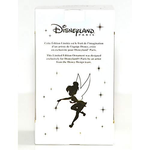 Disneyland Paris Disney Tinker Bell Edición limitada Adorno navideño