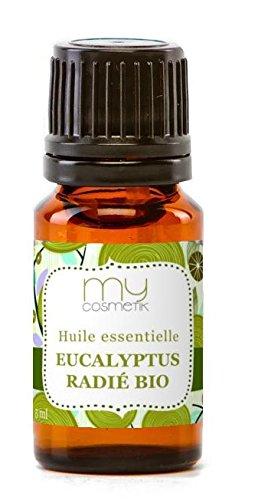Huile essentielle d'Eucalyptus radié BIO - MyCosmetik