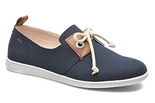 Armistice Stone One Twill Marine, Baskets Mode Femme Marine