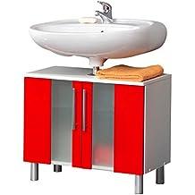 Badmöbel rot  Suchergebnis auf Amazon.de für: Badmöbel in Rot
